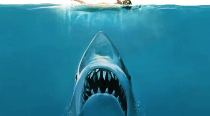 Watch Jaws In The Open Air! Tonight!